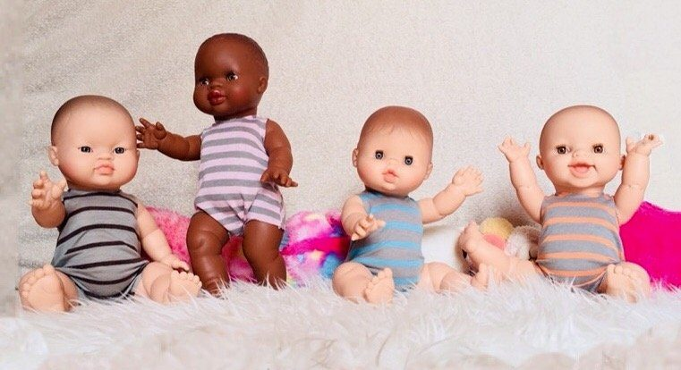 Minikane, revendeur officiel des poupées Paola Reina