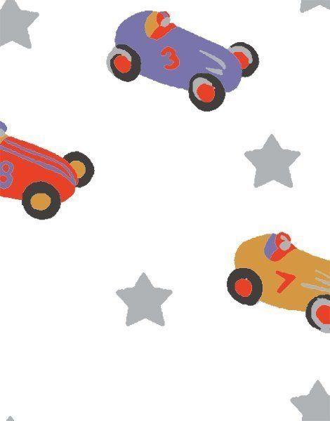 A11- POUSSETTE CARS