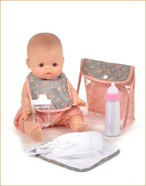 Kit repas pour poupées et poupons Minikane