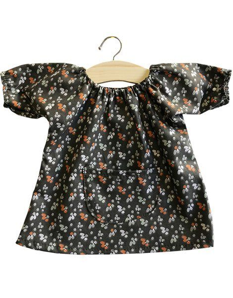 Robe Jeanne en coton petites fleurs