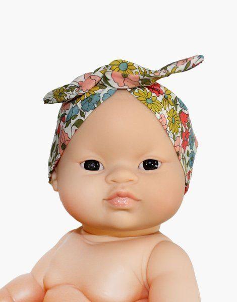 Headband en coton Liberty®