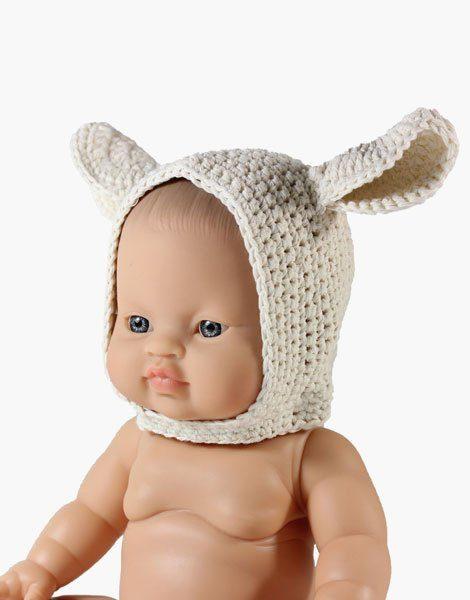 Béguin Bambi en crochet