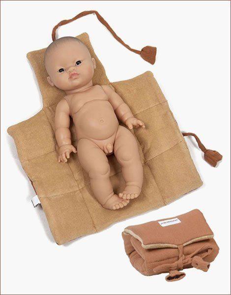 Set matelas Baby Nomade Terre de Sienne