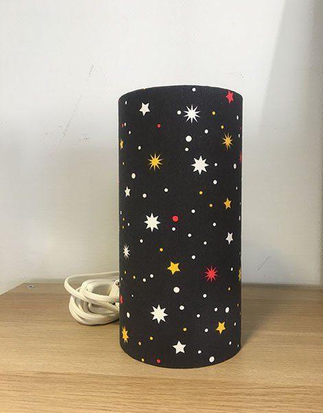 *Lampe veilleuse pour chambre d'enfant Petit modèle – Motif Multistars