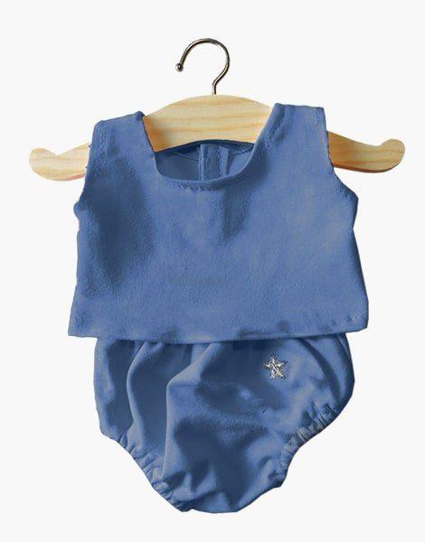 Ensemble Sacha jersey bleu artic
