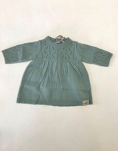 *Robe maille pointelle pour poupée 35/40cm (trop grand pour les Gordis) by Astrup