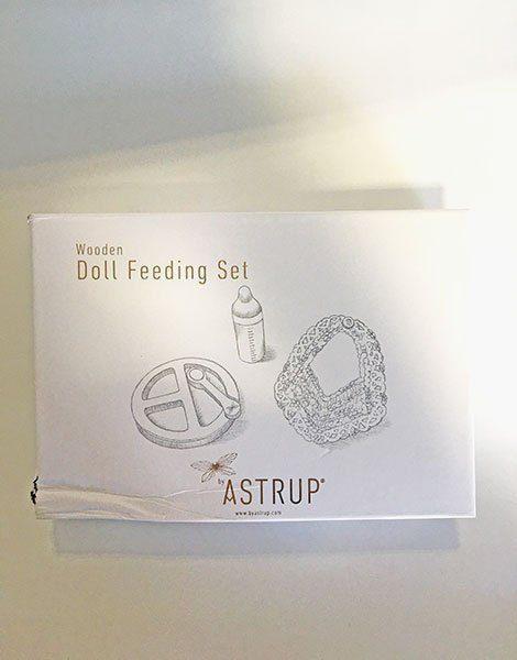 *Kit repas en bois by Astrup