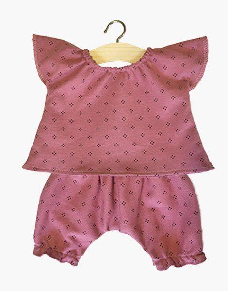Pyjama Laura rose