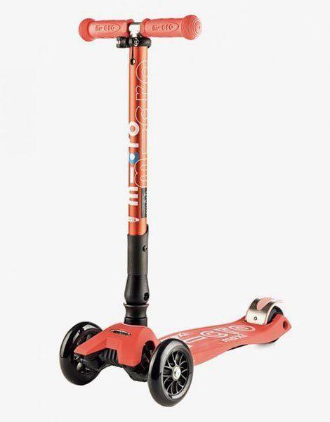*Trottinette 3 roues Mini Micro Deluxe rouge 5+ ans Neuve