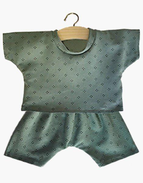 Pyjama Albert Vert