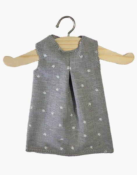 Robe Amigas grise