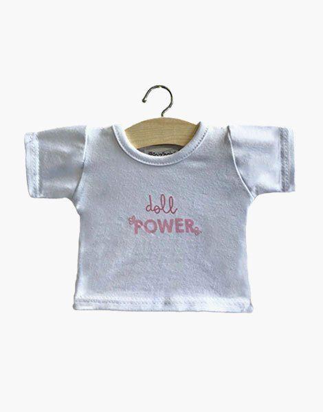 T-shirt doll power