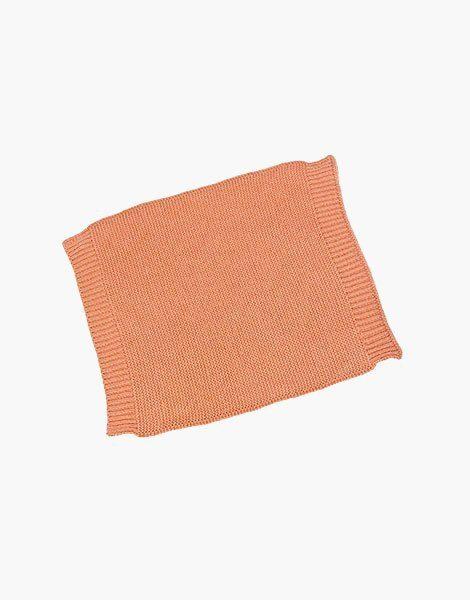 Couverture en tricot Marsala