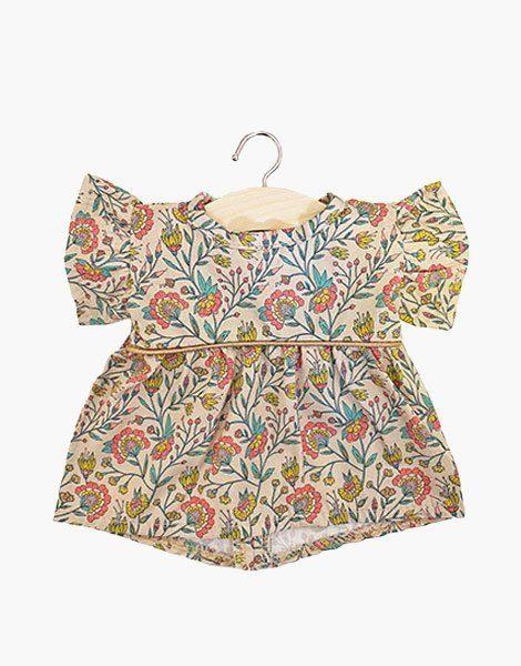 Robe Daisy en coton Fleurs en liane