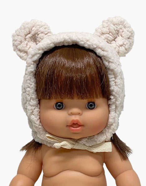 "Bonnet oreilles ""Orso"""