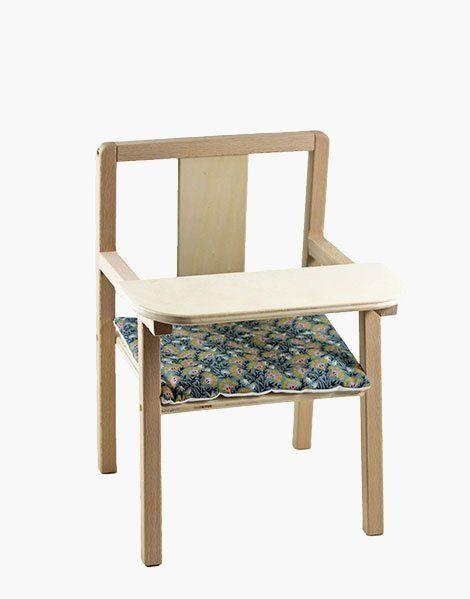 Coussin de chaise « Blaise » en coton Cassandra