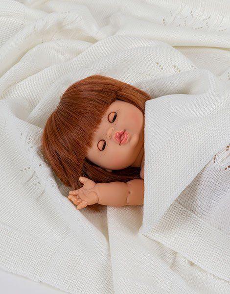 Capucine aux yeux dormeurs