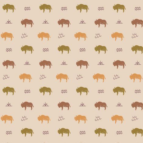 Poussette Buffalo