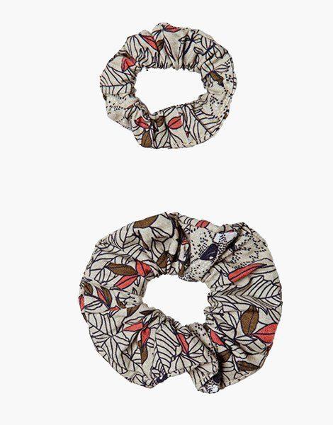 Collection Duo – Chouchou en coton Roxy