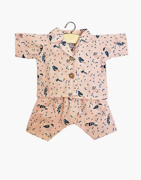 Pyjama en coton Jojo