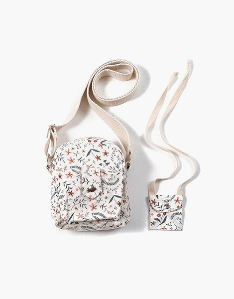 Collection Duo – Sac « LOLA » en coton Nina