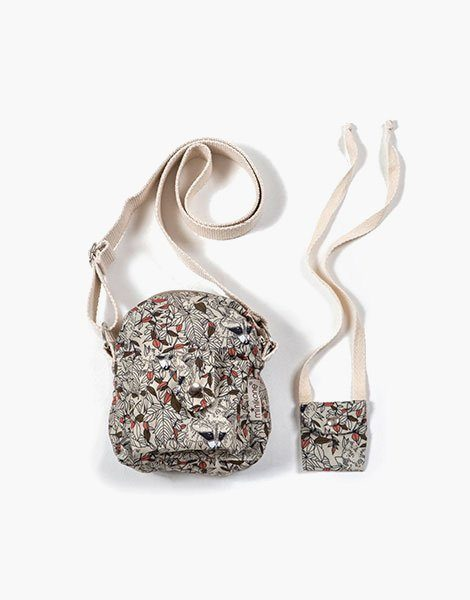 Collection Duo – Sac « LOLA » en coton Roxy