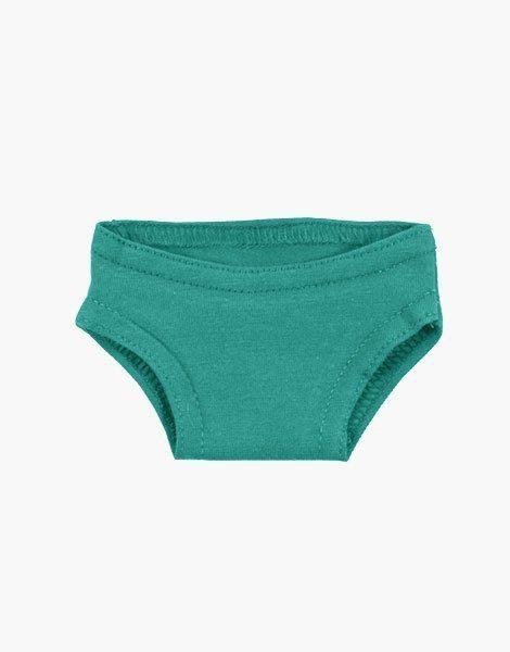 Culotte Gordis en coton Vert eucalyptus