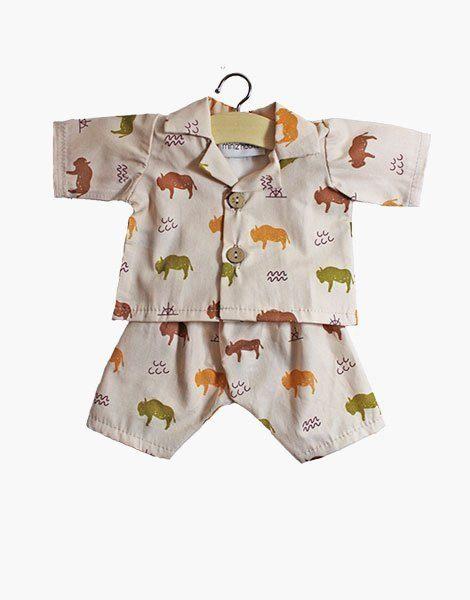 Pyjama en coton Buffalo