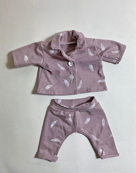 *Pyjama en coton Plume