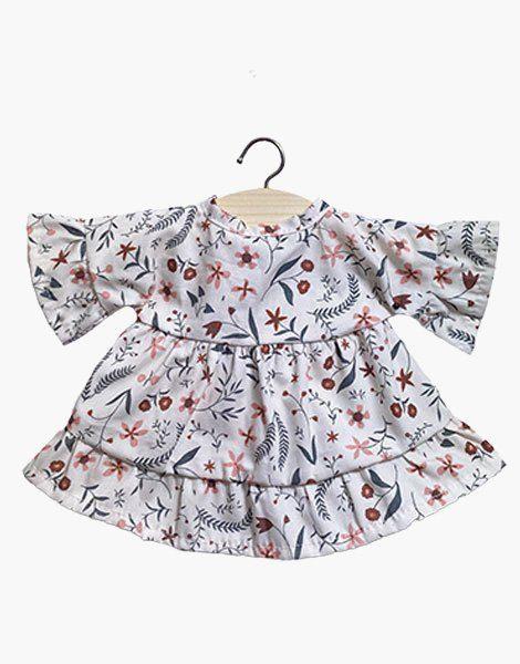 """Robe """"LUCIA"""" en coton Nina"""