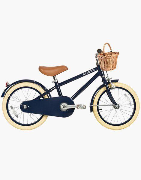 Panier de vélo en osier