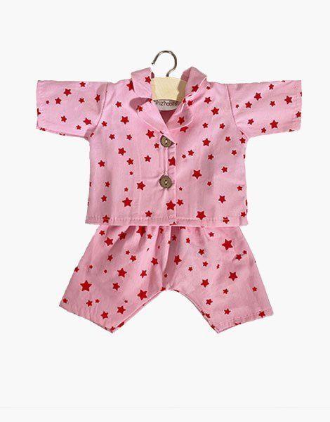 "Pyjama ""Laura"" en coton Stars"