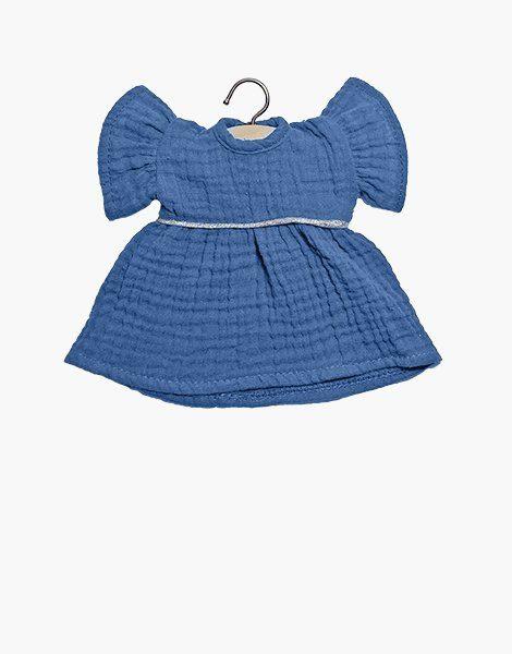 "Robe Amigas ""DAISY"" Bleu artic"