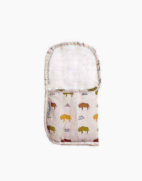Sac de couchage pour Peque en coton Buffalo