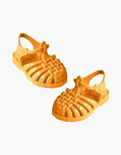 """Sandales de plage """"Sun"""" pour poupée Gordis Melon"""