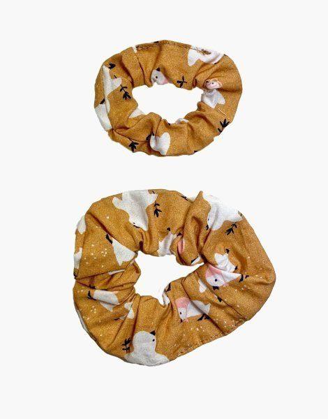 Collection Duo – Chouchou en coton Little chick