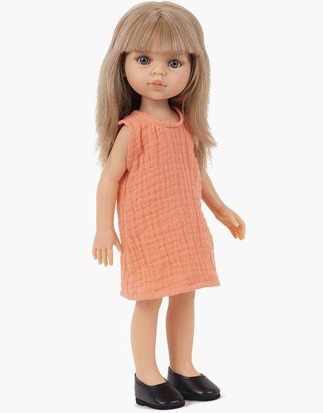 Carla et sa robe Iva