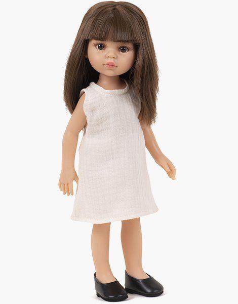 Carol et sa robe Iva