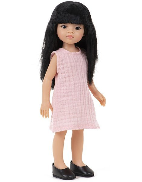 Liu et sa robe Iva