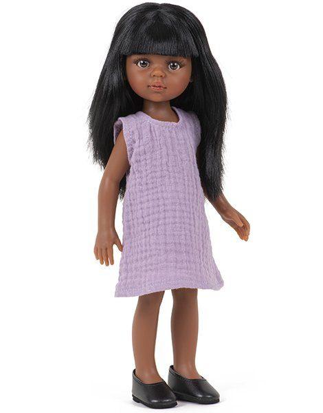 Nora et sa robe Iva