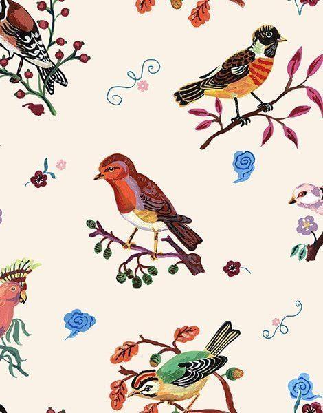 """Parc poupée Joe modèle """"Little birds"""""""