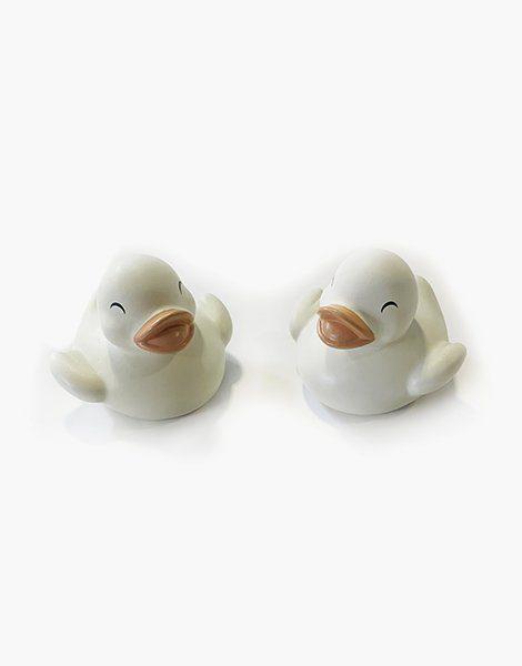 Petits canards de bain sonores Mrs Ertha