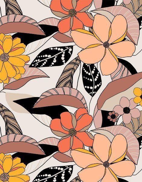 Porte poupée en coton Narcisse